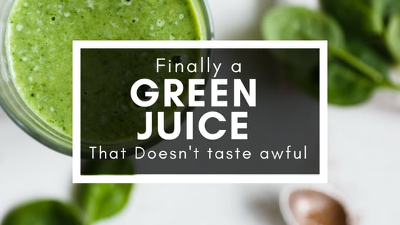 Try Organifi Superfood Green Juice Powder