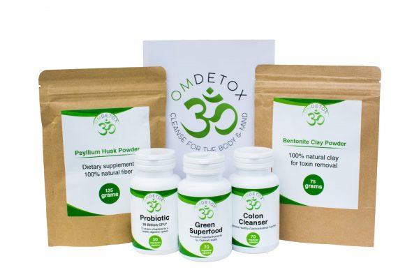 OMDetox Colon Cleanse Program