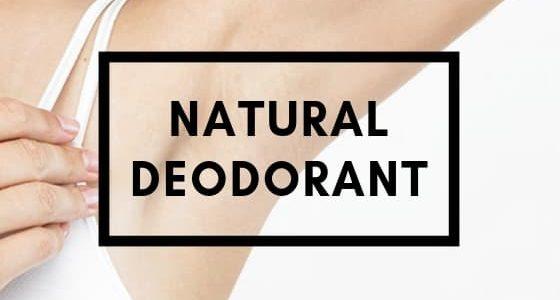 OM Detox - Natural vegan deodorant