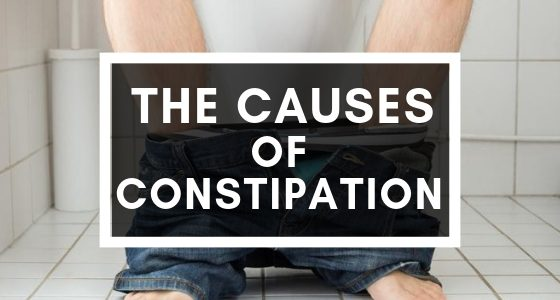 the causes of constipation and natural treatment