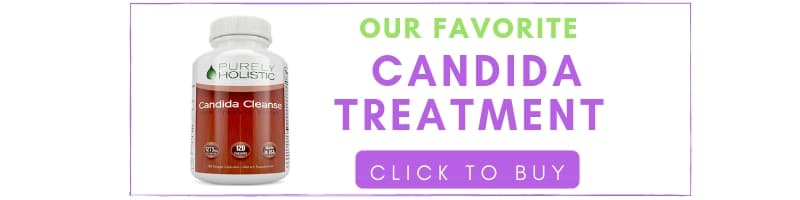 the best candida treatment