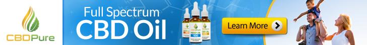 Full spectrum CBD oil - CBD Pure - Click to buy