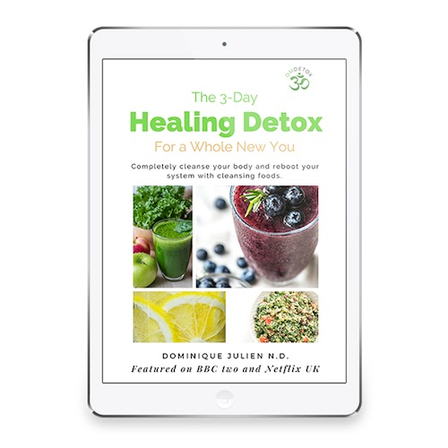 3-Day Healing Cleanse