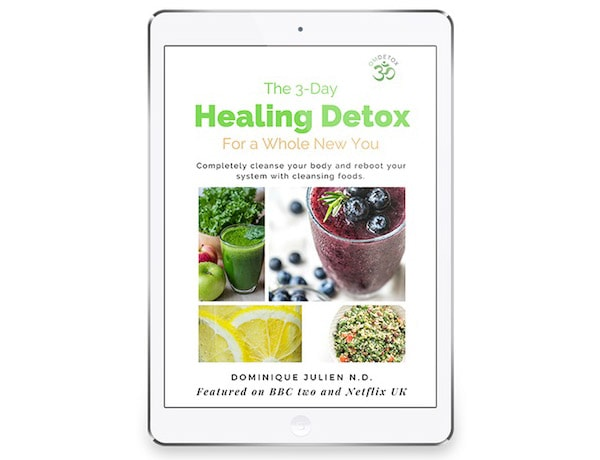3-Day Healthy Healing Detox Program