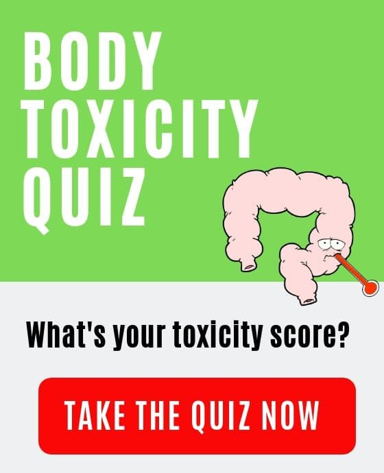 Click to take OM Detox body toxicity quiz