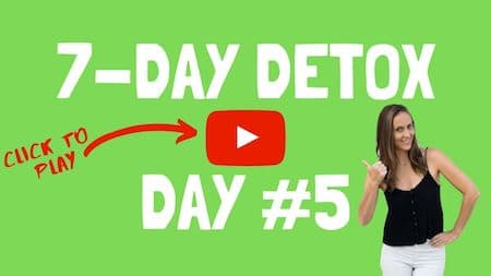 OM Detox video support Day 5 - click to watch the video