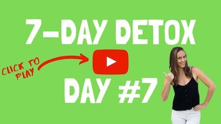 OM Detox video support, day 7 - click to watch